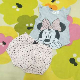 H&M Disney Set Girl
