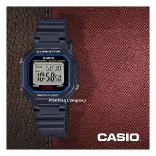 Montres Company香港註冊公司(25年老店) CASIO standard LA-20 LA-20WH LA-20WH-1 LA-20WH-1C 有現貨 LA20 LA20WH LA20WH1 LA20WH1C