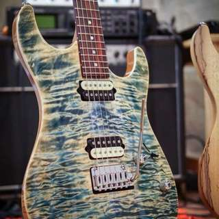 Thanakorn TK Guitars (Custom Build)
