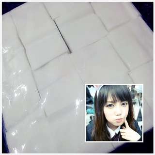 1600PCS BIG PACK NON FEATHERY COTTON PAD