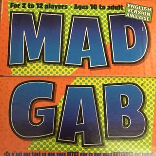 Used mad gab