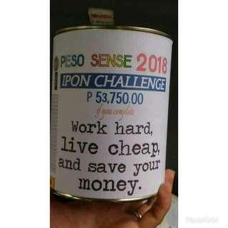2018 Ipon Challenge sa Lata