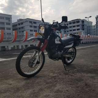 Suzuki DR200SE (Reserved)