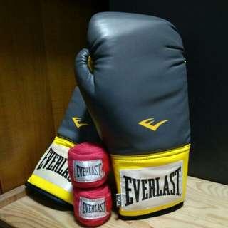 Everlast 12OZ Boxing Gloves