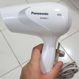 Hair dryer panasonic - EH-ND11-w (400watt)