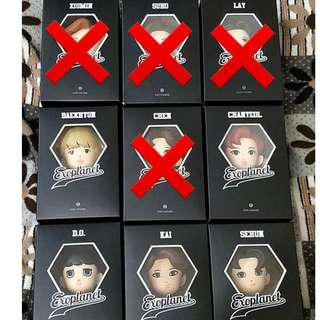 Exo - Official Figure