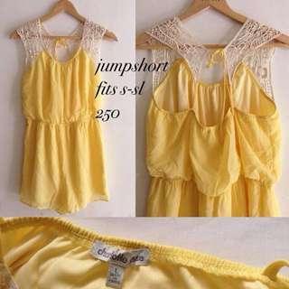 Jumpshort/Romper