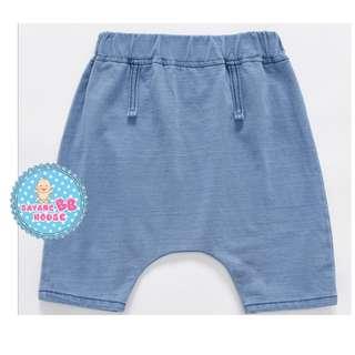 2018 summer new children's children PP harem shorts  pants boys and girls pants
