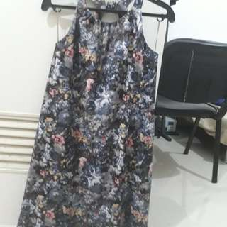 For Me Jewel Floral Dress