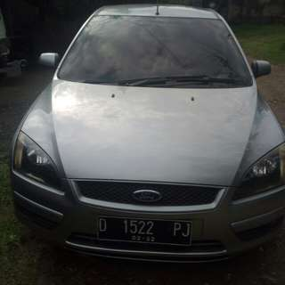 ford focus tahun 2006 triptonic sporty 2.0s