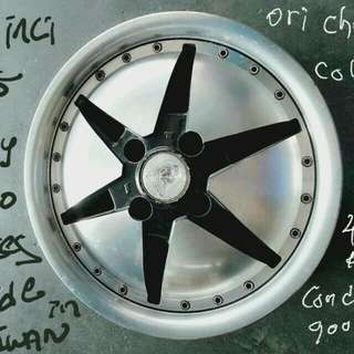 "14""inc k car used rim"