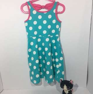 Jumping Beans Polka Dot Dress
