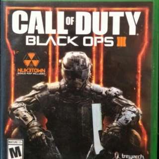 Call Of Duty Black Ops 3 - xboxone