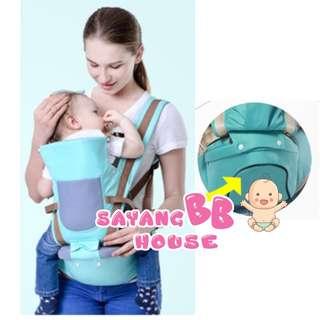 Baby Carrier Sling Waist Belt Belt Hip Seat Chair Infant Toddler Carrier