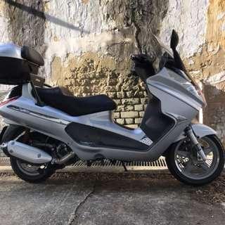 Piaggio X8 200!