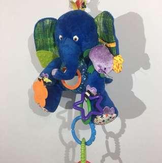 Elephant Hanging Toy Stroller