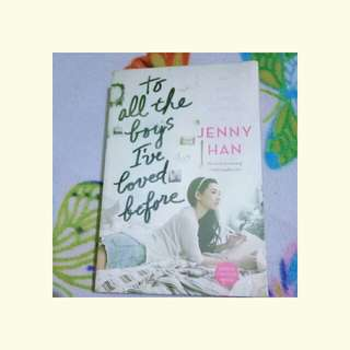 [PRE-LOVED] Jenny Han's <To All The Boys I've Loved Before> SERIES