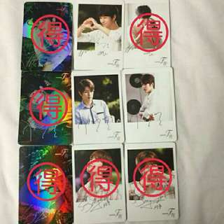 [LF] INFINITE F AZURE PHOTOCARDS
