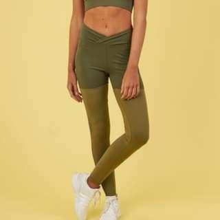 Gymshark Nikki B Dynamic leggings