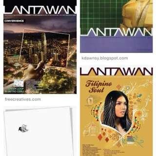 Lantawan magazine