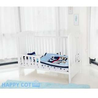 Baby Cot 9/10 condition retail $429