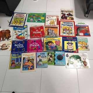 Bundle of children book