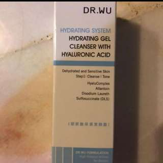 Dr Wu Hydrating System Cleanser