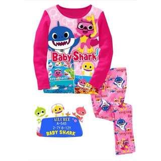 Pyjamas Baby Shark (8-12y)