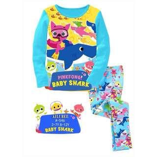 Pyjamas Baby Shark (2-7y)