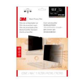 3M 12.5 Widescreen Laptop Privacy Filter