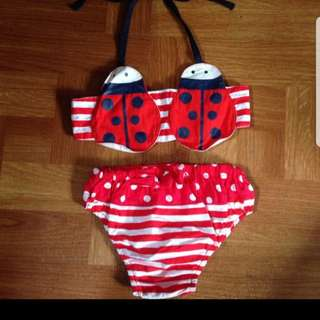 Baby swimsuit swimwear bathing suit swim suit toddlers kids babies
