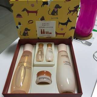 Etude House Lucky Puppy Moistfull Collagen Skin Care Set