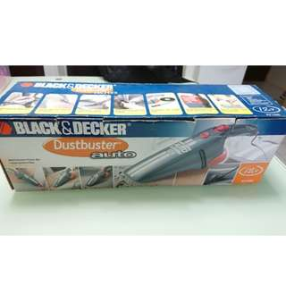 Black & Decker Car Vacuum
