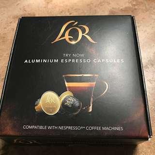 (New) Lorespresso Capsules x 2 Sample