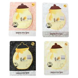 Papa Recipe Honey mask 10pieces