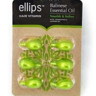 Ellips Hair Vitamin Balinese Essential Oil