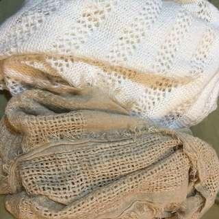 Bundle! Scarf scarves