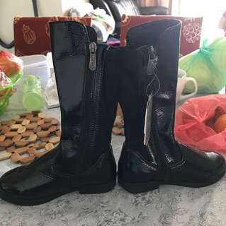 Black Boots new