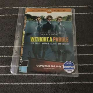 Without a Paddle Movie DVD