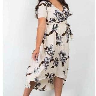 Plus Size Dress 💫Free size fits up to 2XL 💫2 colors  💫Cotton