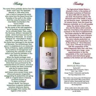 Sicily white wine