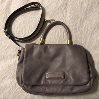 Marc by marc jacobs bag (grey colour)
