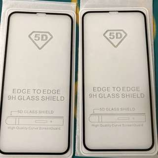 iPhone X Mobile phone glass screen protector 電話保護貼 手機玻璃貼 保護膜
