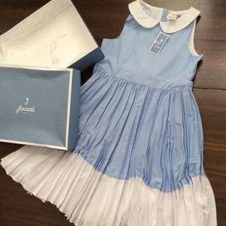 Jacadi Paris brand new girls dress  with box