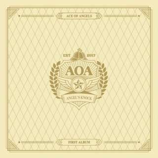 AOA ANGEL'S KNOCK ALBUM
