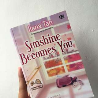 Novel: Sunshine Become You