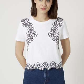 LOOKING FOR TOPSHOP CROPPED TEES!!