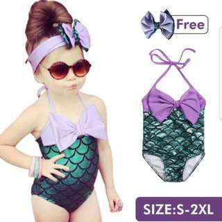 Pre-order: mermaid Swimsuit
