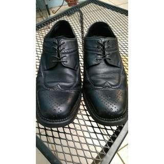 Pantofel brogues Esquire leather