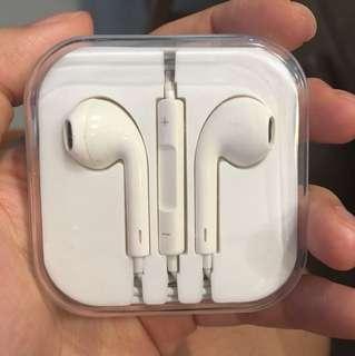 Apple Earphones New